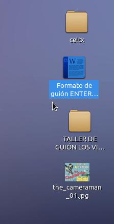 enterprise-en-el-escritorio Plantillas de guion para Word y LibreOffice