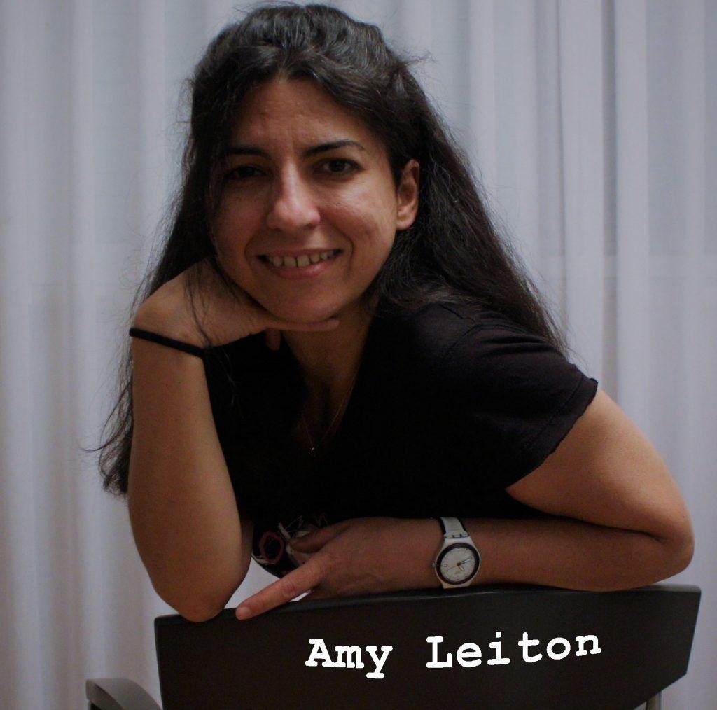 """Amy-Leiton-1-1024x1014 Amy Leiton: """"No escribo pensando en otras películas"""""""