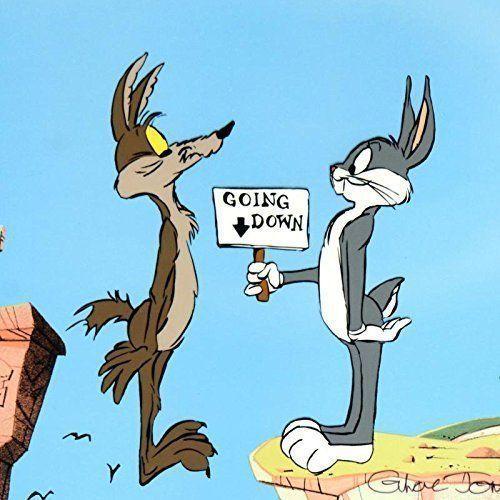Coyote-y-Bugs-Bunny Cómo se escribe un guion (con ejemplos)