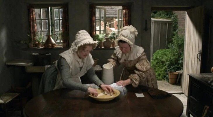 Cranford: conjugando el pasado perfecto, La solución elegante