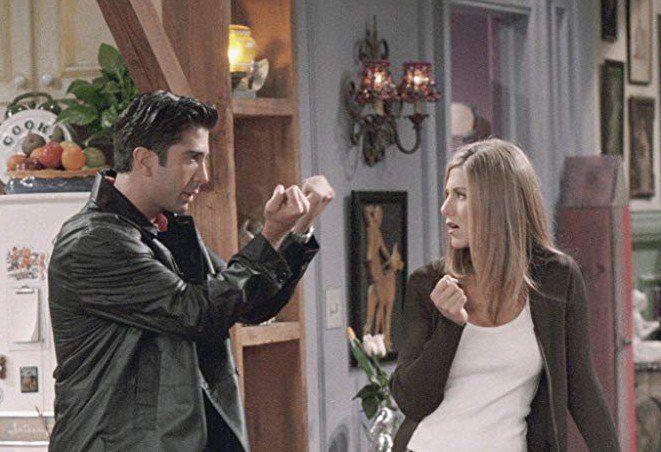 La-nueva-novia-de-Joey-que-te-den La estructura de la comedia de situación
