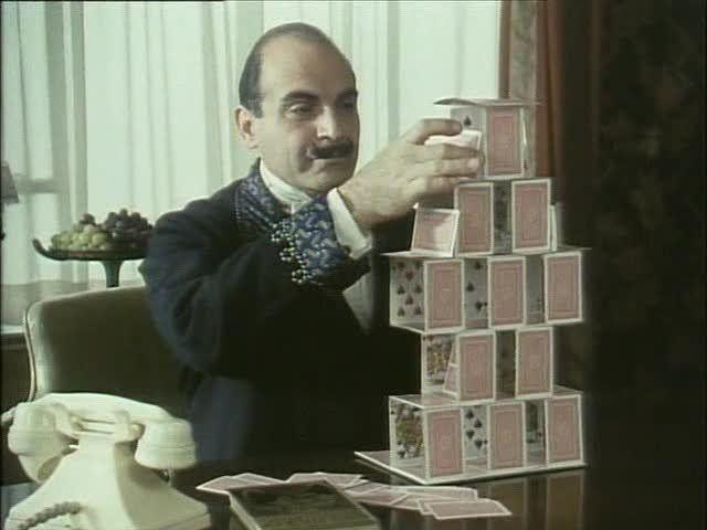 Cómo escribir una escena con el método Poirot