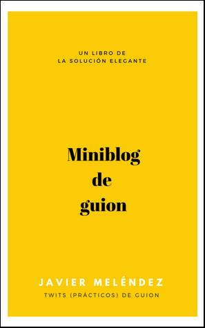 miniblog de guion portada