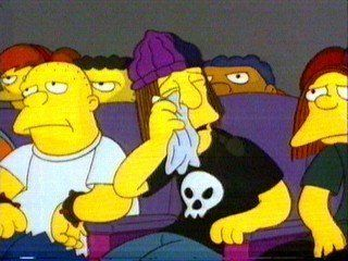 Jimbo en Los Simpsons
