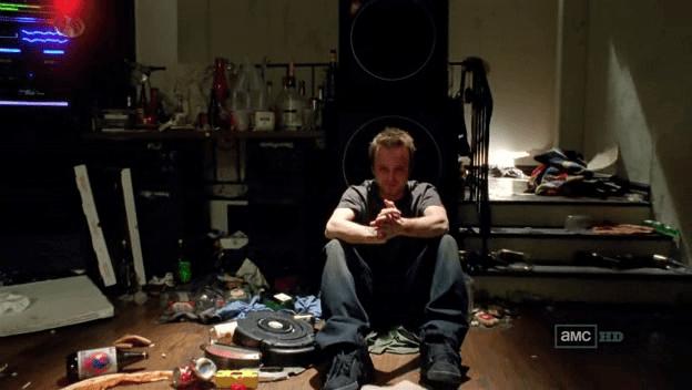 robot_roto La vida de los objetos en Breaking Bad