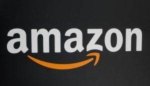 Amazon - logo negro