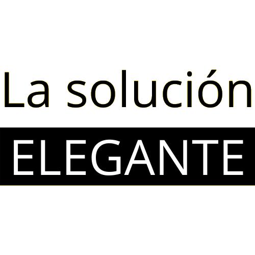 La solución elegante